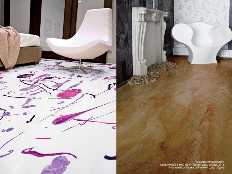 Impresa edil style di paolo puccio sciacca sicilia for Pavimento in resina 3d